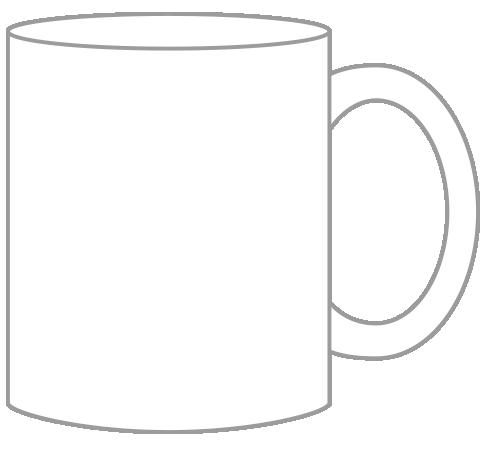 Premium-Tasse Form