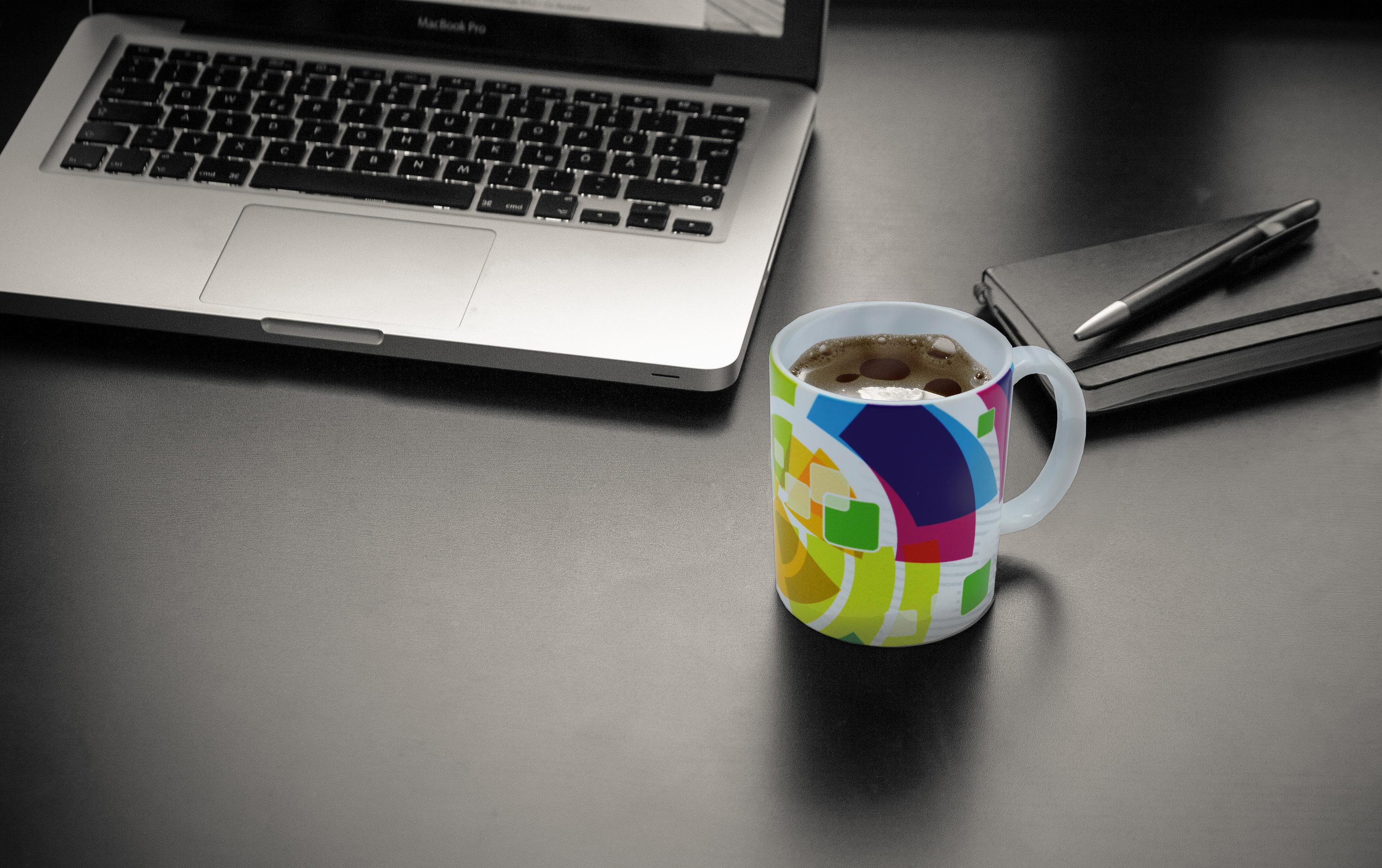 Tasse-Premium Werbetasse